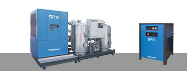 Special refrigeration dryers